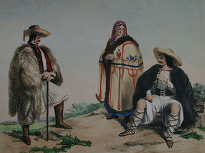Peasants Of Hadad - Transylvania