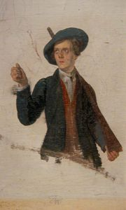 Young Man With A Musket