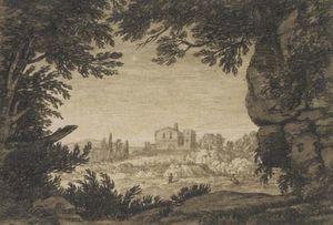Italianate View