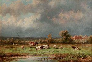 Pasturing Cattle