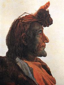 Piegan Blackfeet Man Pioch