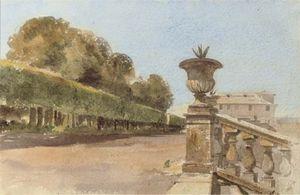The Villa Conti, Frascati