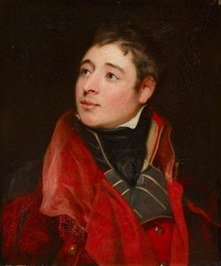 Colonel George Wyndham, 1st Baron Leconfield, As A Young Man