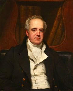 Dr John Richard Farre, Co-founder Of The Royal Ophthalmic Hospital