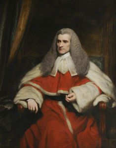 Sir John Richardson , Judge Of Common Pleas
