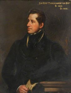 Sir Robert George Throckmorton