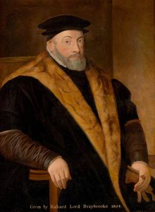 Sir Thomas Audley, Kt