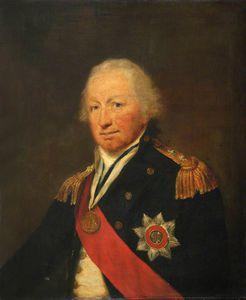 Vice-admiral Sir Richard Onslow