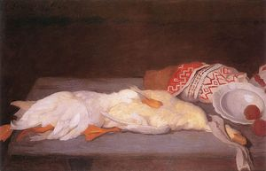 Still-life With Duck