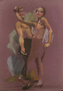 A Dancing Couple
