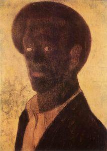 Black Self Portrait