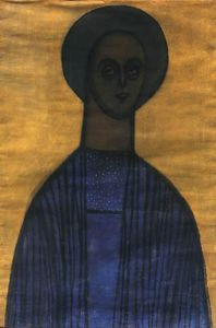 Self Portrait With Icon