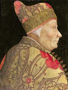 The Doge Francesco Foscari