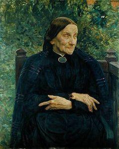 Lichtwark's Mother
