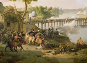 The Battle Of Lodi, 10th May