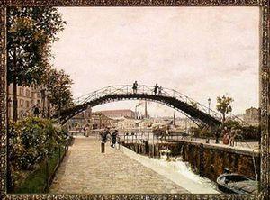 The Saint-martin Canal -