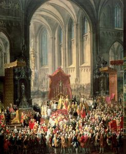The Coronation Of Joseph Ii As Emperor Of Germany_2