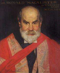 Sir Donald Macalister de Tarbert
