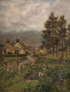 A Cottage Garden, Braemar