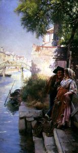 The Fisherman's Courting