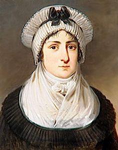 Posthumous Portrait Of Marie-fortunée D'este