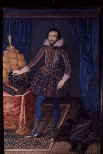 Portrait Of Richard Sackville