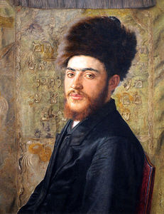 Man With Fur Hat -