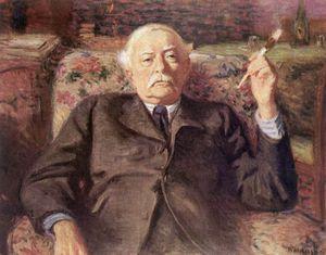 Portrait Of Béla Iványi Grünwald