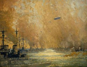 The German Fleet After Surrender