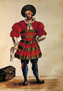 A Venetian Traveller