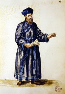 Venetian Missionary In China