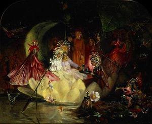 The Marriage Of Oberon And Titania