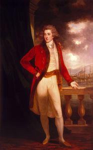 Portrait Of Captain George Porter