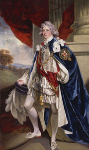 Portrait Of George Iv