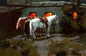 3 Horse Wait