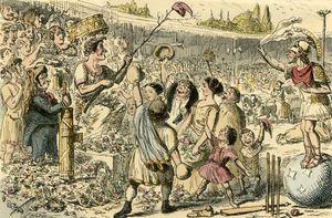 Flaminius Restoring Liberty To Greece