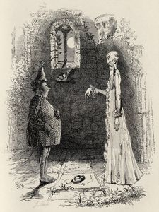 The Ghost, From 'the Ingoldsby Legends'