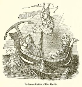 Unpleasant Position Of King Harold
