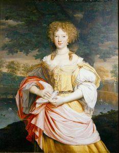 Portrait Of Mary Wilbraham )