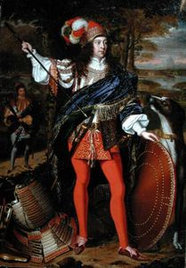 Portrait Of Sir Neil O'neill )