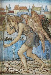 el ángel Azazel