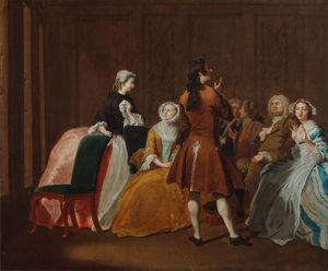 The Harlowe Family, From Samuel Richardson's