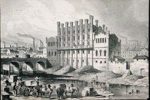 The Castle Grinding Mill At Sheffield