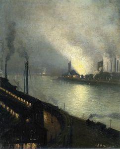 Factories At Night