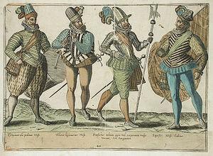 Omnium Pene Europae, Asiae, Aphricae Atque Americae Gentium Habitus_27
