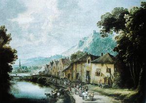 A River Village