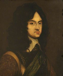 Charles Ii As A Young Man