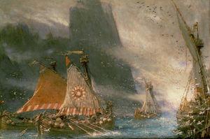 The Viking Sea Raiders