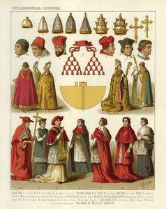 Ecclesiastical Costume -