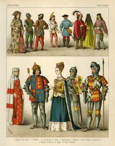 English Costume -